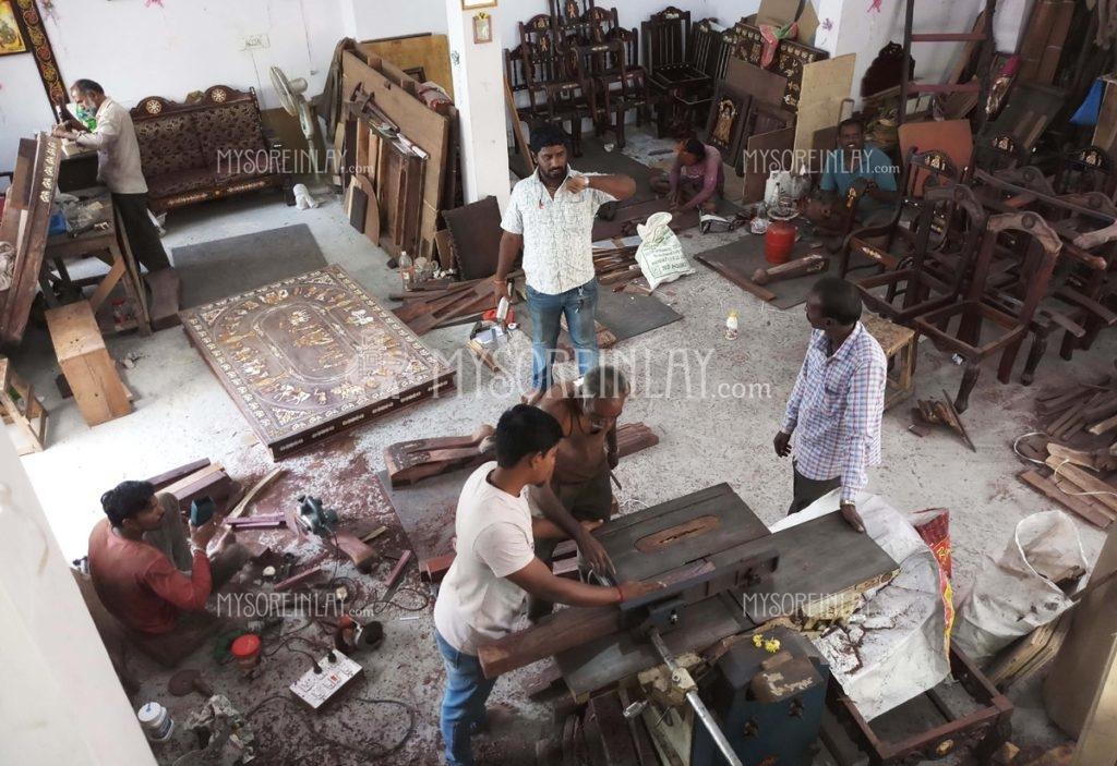 mysore rosewood furniture